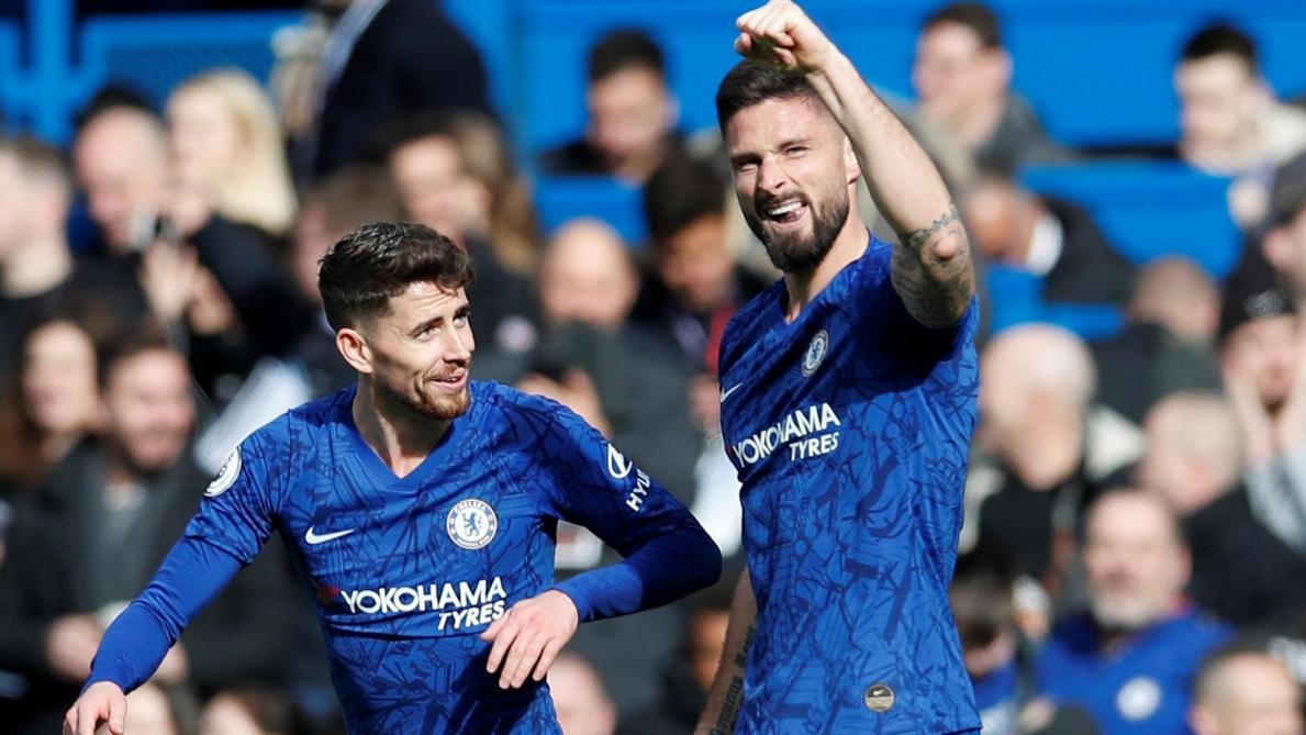 Premier League: Chelsea bat Tottenham à l'occasion du retour de José Mourinho à Stamford Bridge (2-1, vidéos)
