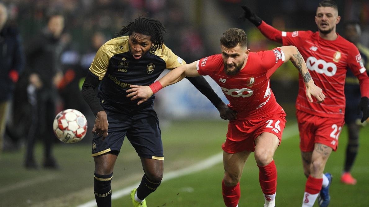 Standard – Antwerp: les Rouches ont le ballon, mais ne créent pas d'occasion (0-0, direct)