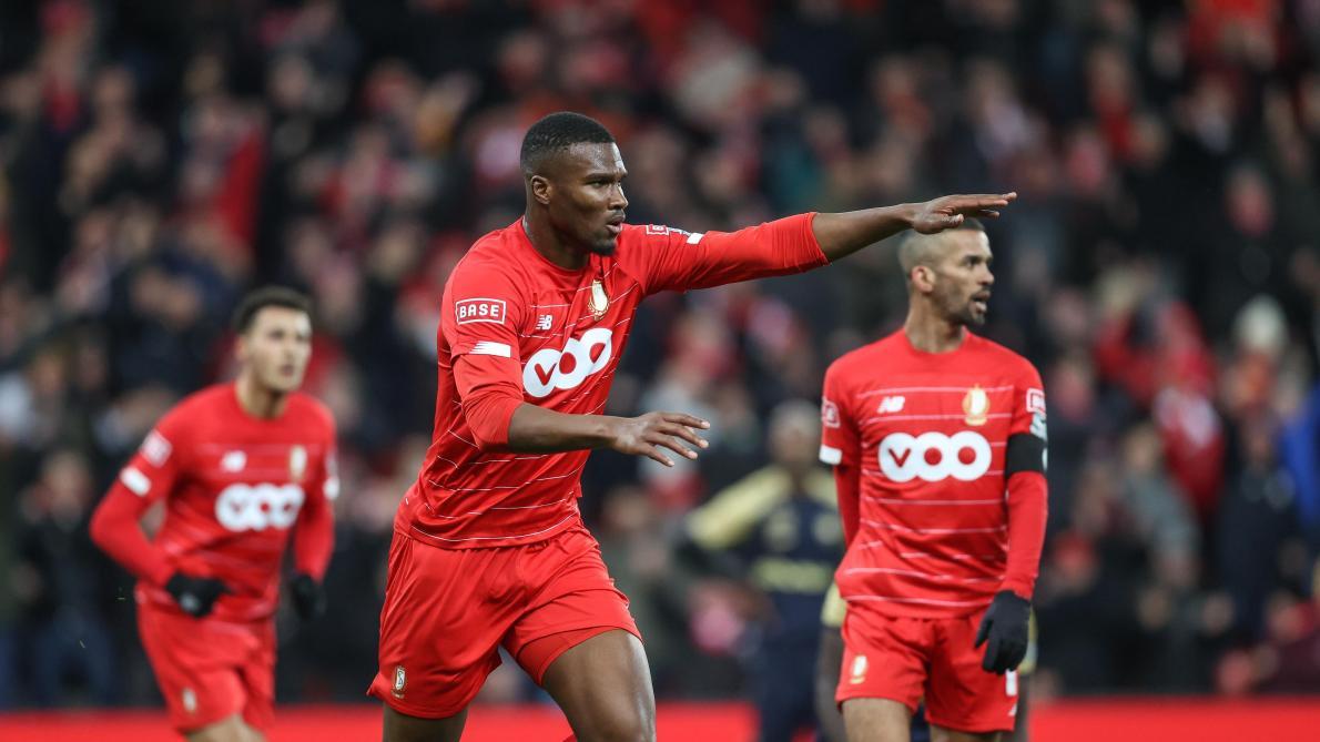 Standard – Antwerp: les Rouches mis sous pression par les Anversois (1-0, direct)