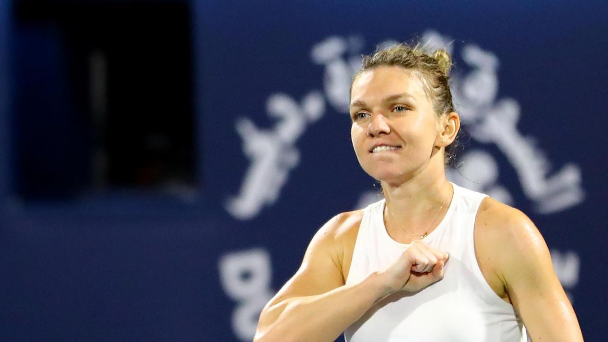 WTA Dubaï: Simona Halep débloque son compteur cette saison
