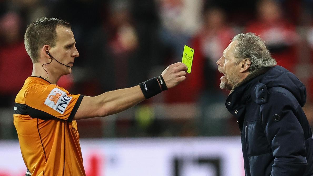 Averti lors de Standard – Antwerp, Michel Preud'homme sera suspendu pour le déplacement au Sporting de Charleroi