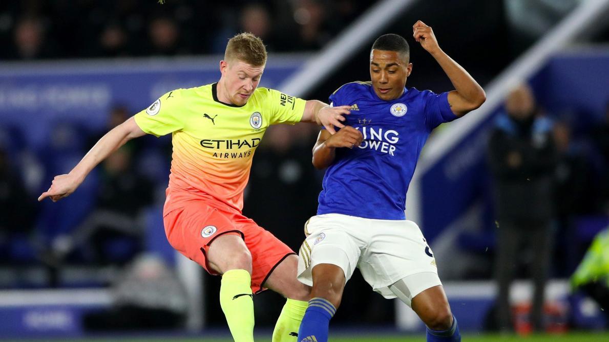 Premier League: Manchester City et De Bruyne s'imposent sur la pelouse de Leicester (0-1)