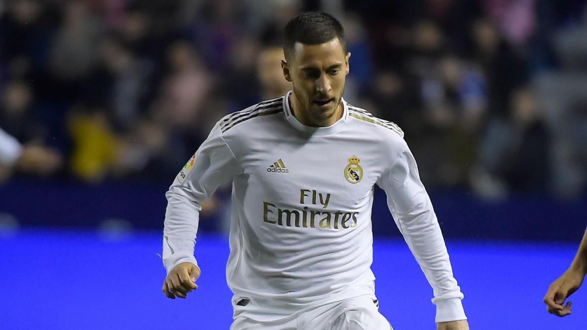 Inquiétude autour d'Eden Hazard: le joueur du Real Madrid a quitté le terrain blessé (vidéo)