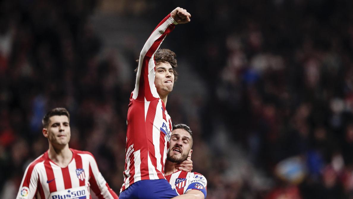 Liga: l'Atlético Madrid domine Villarreal, Carrasco remplaçant (3-1, vidéos)