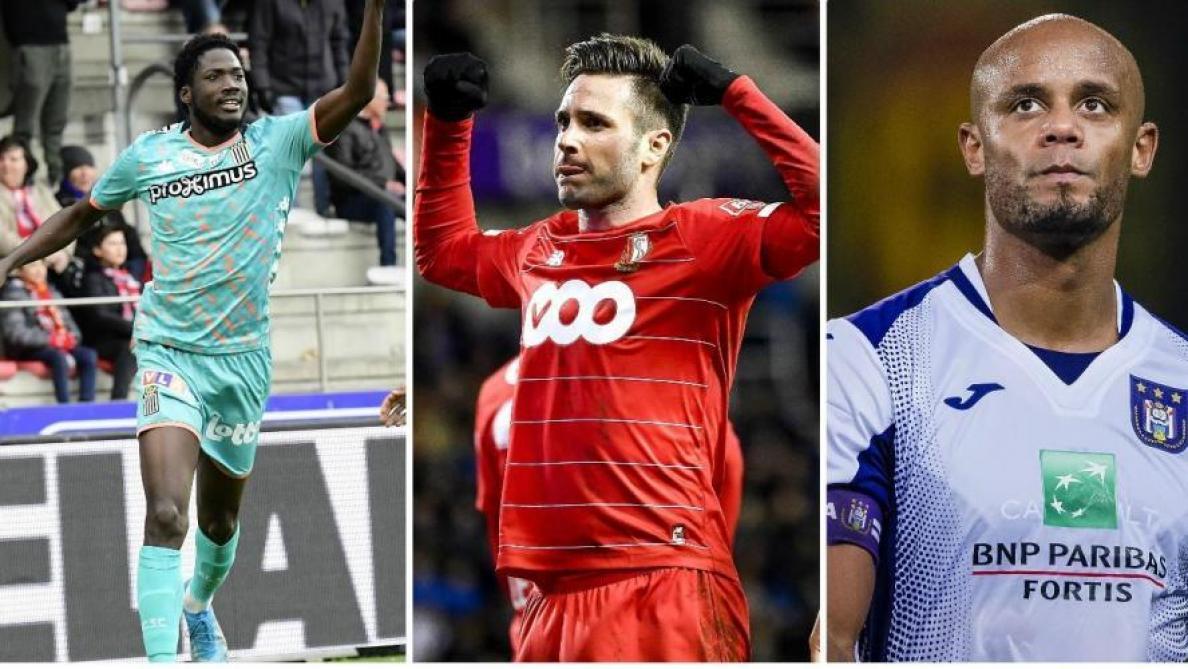 Le Sporting de Charleroi et le Standard qualifiés, Anderlecht y croit encore: le point sur la course aux Playoffs 1