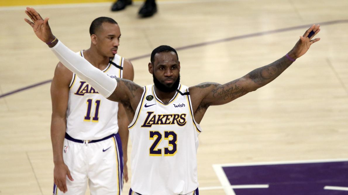 NBA: Milwaukee, assuré des PO à 26 matchs de la fin de la saison, les Lakers font tomber Boston (vidéos)