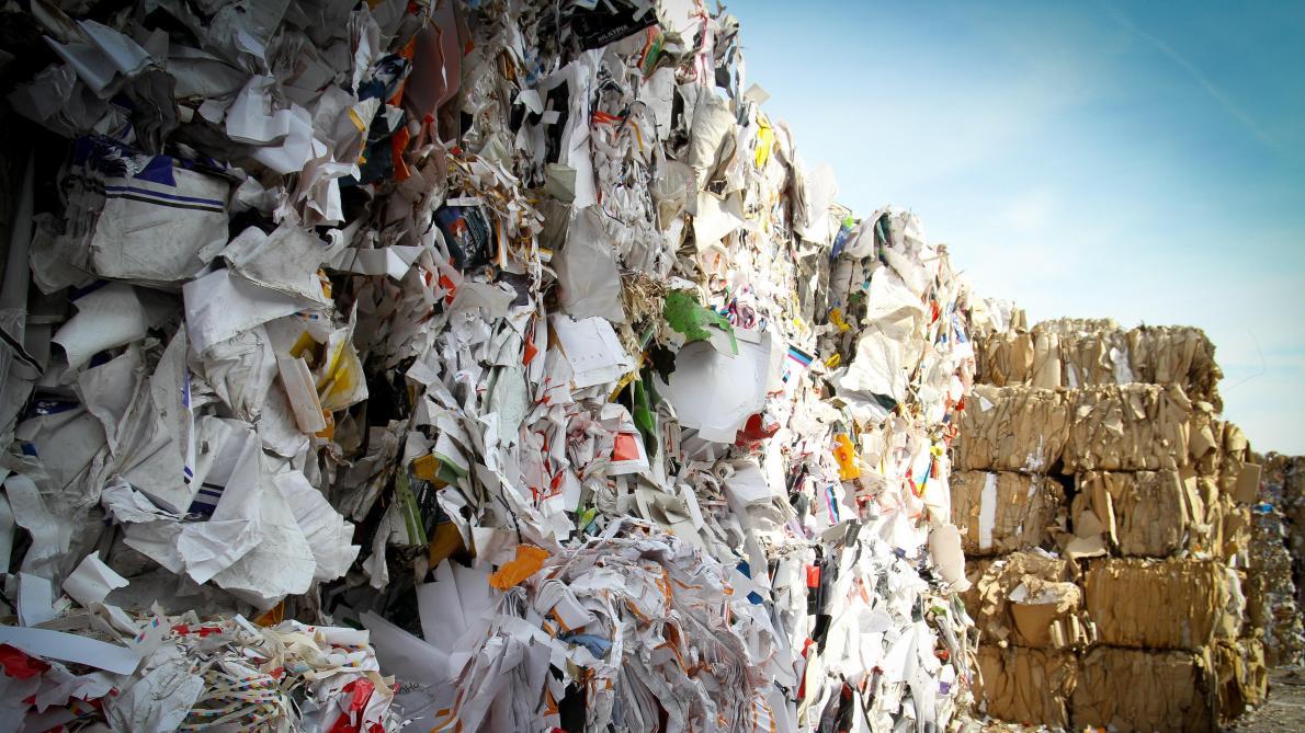 Des camions belges déversent illégalement des tonnes de déchets dans un village français