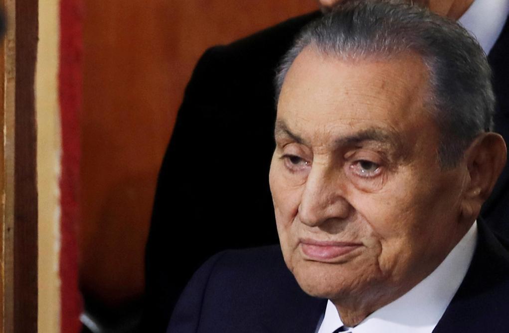 Le président égyptien déchu Hosni Moubarak est mort à 91 ans