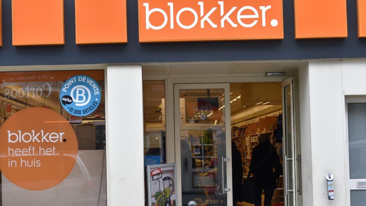 Fraude, escroquerie: l'acquéreur néerlandais des magasins Blokker suspecté par les autorités néerlandaises