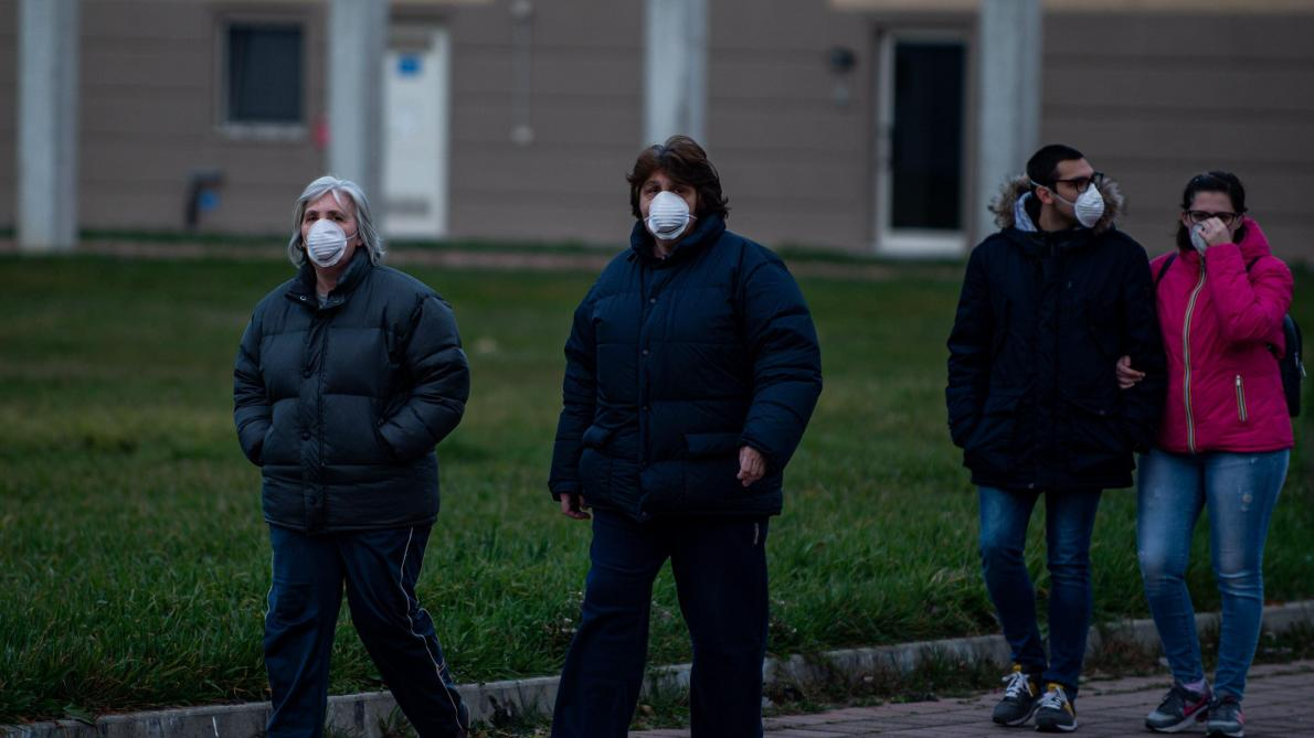Espagne, France, Italie, Suisse: le bilan du coronavirus en Europe