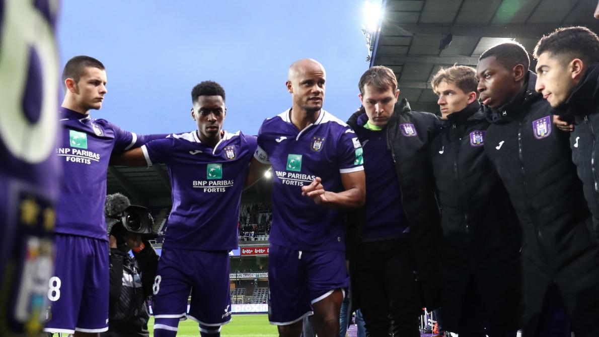 Le Sporting d'Anderlecht en Playoffs 1? Voici ce dont les Mauves ont besoin pour se qualifier