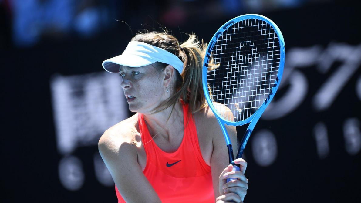 Maria Sharapova met un terme à sa carrière — Tennis