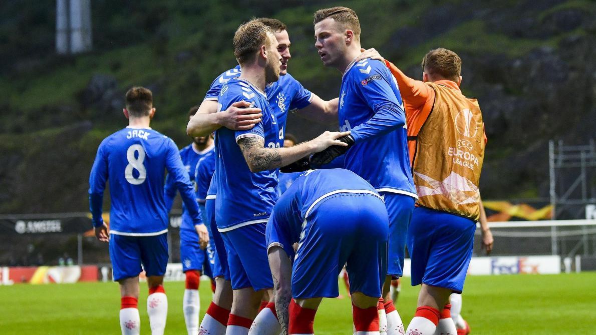 Europa League: les Glasgow Rangers de Steven Gerrard sont les premiers qualifiés pour les huitièmes de finale