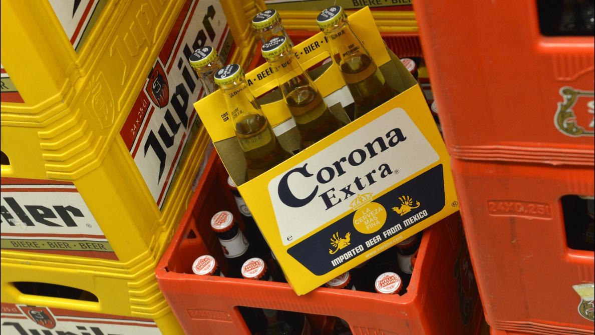 Coronavirus : la bière Corona, victime collatérale de l'épidémie