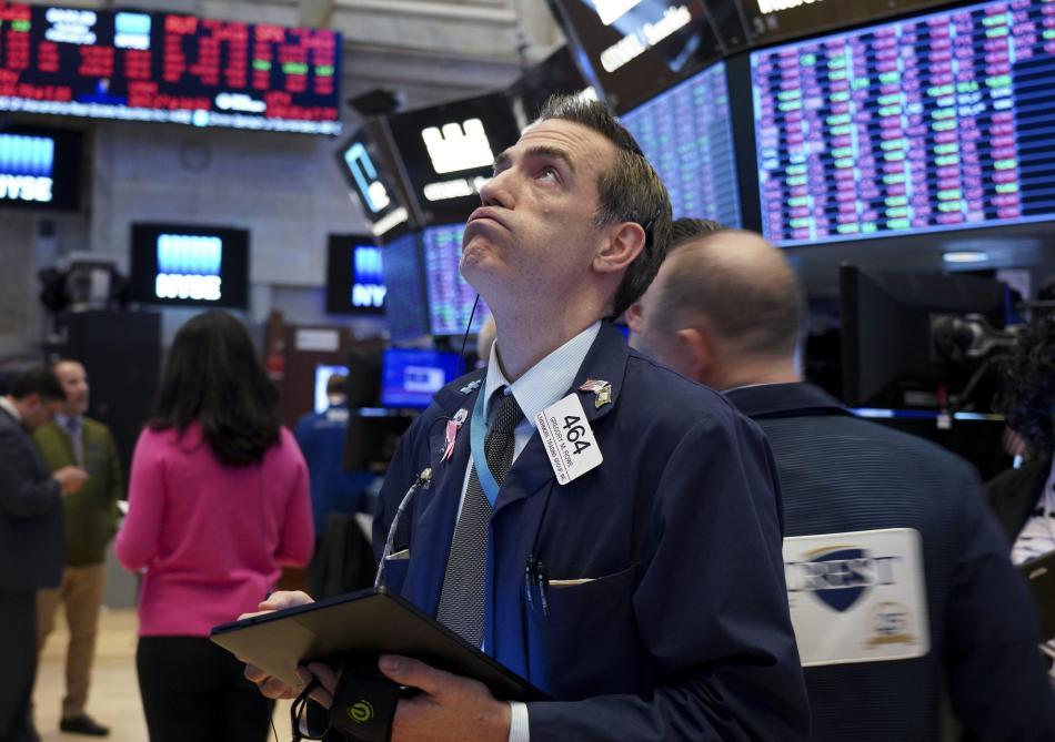 Le coronavirus fait plonger les Bourses, pire résultat depuis 2016 pour le Bel 20
