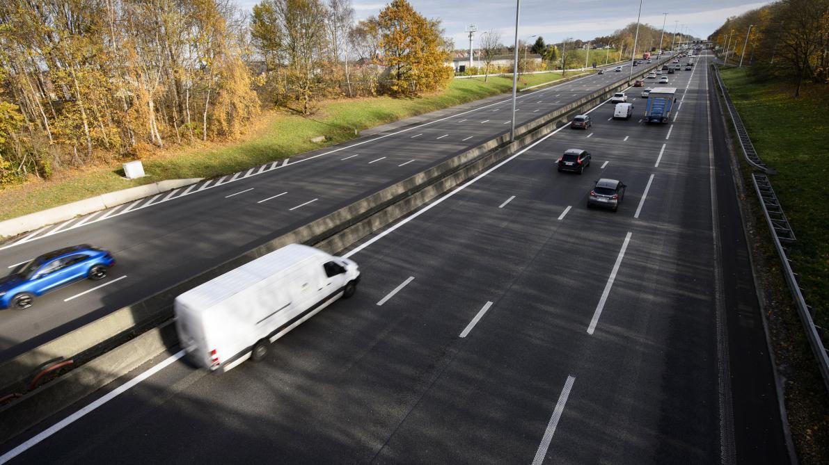 Un grave accident sur l'E40 à Bruxelles fait deux victimes