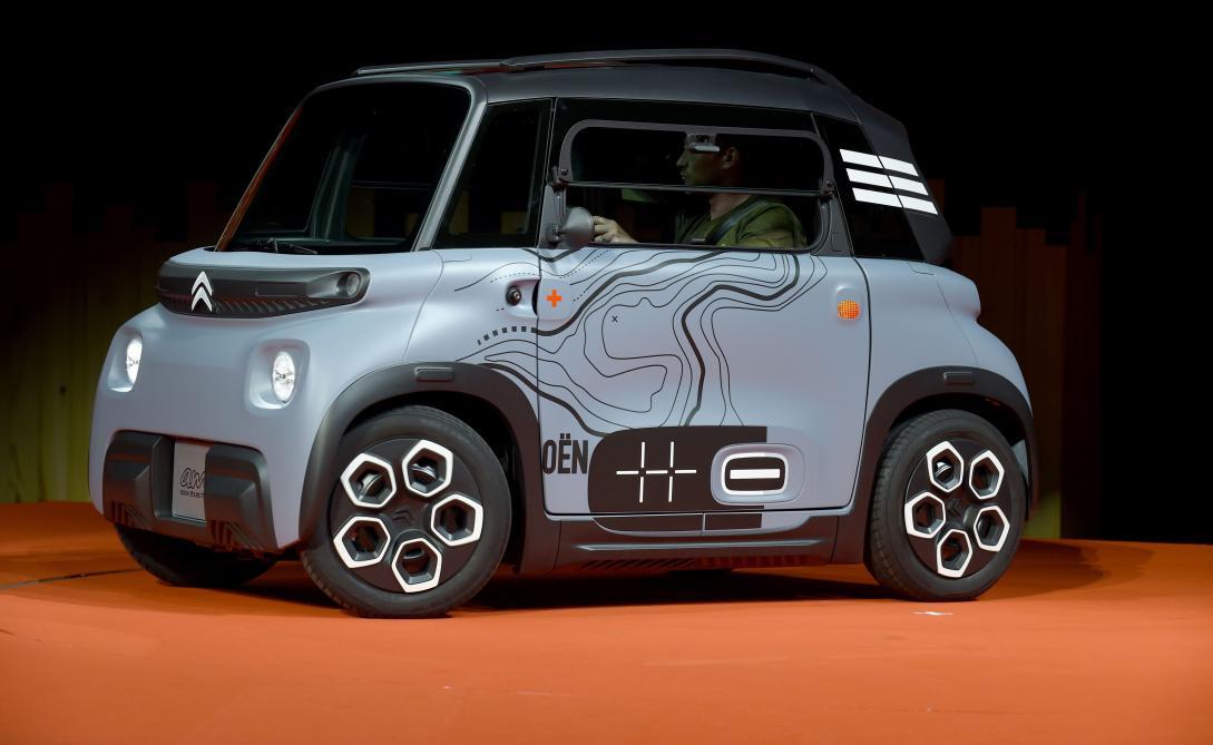 Vidéo. Citroën dévoile sa voiture 100% électrique fabriquée au Maroc