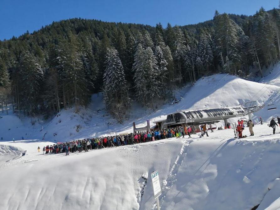«Le bazar»: quand le ski vire au cauchemar en France