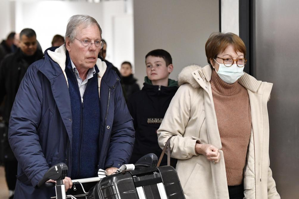 Le premier Luxembourgeois contaminé est passé par l'aéroport de Charleroi
