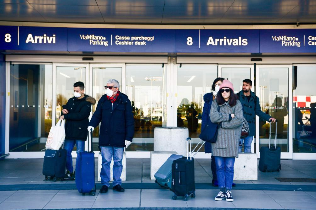 Coronavirus En Italie Les Affaires Etrangeres Deconseillent Les Voyages Non Urgents Jusqu Au 3 Avril Le Soir