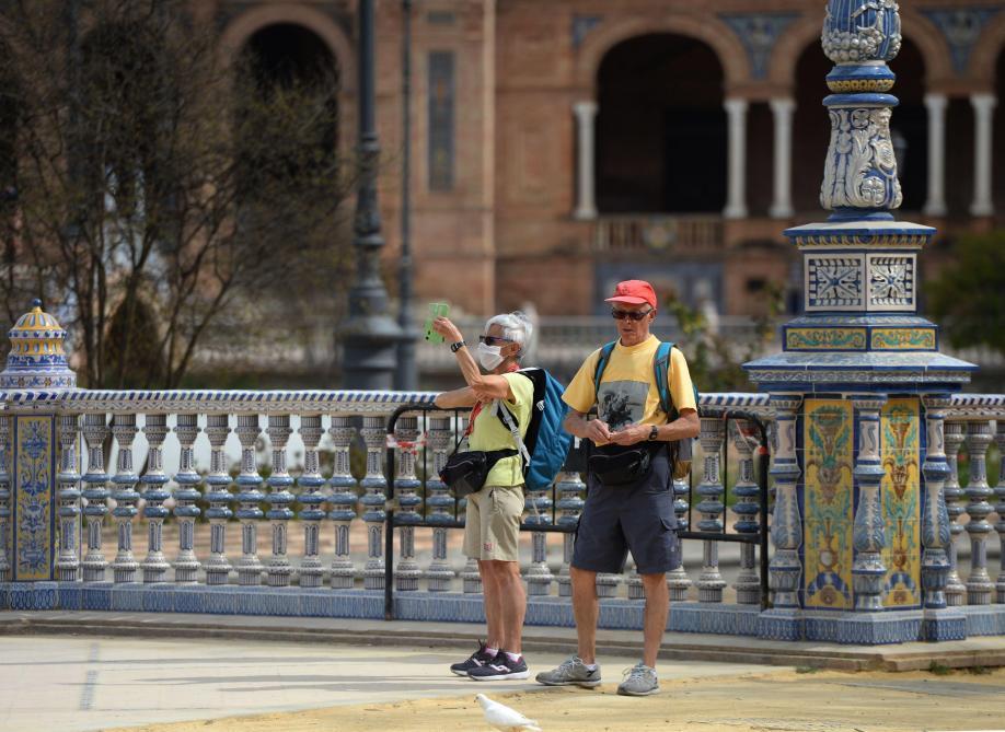 120 morts et plus de 4200 cas — Espagne