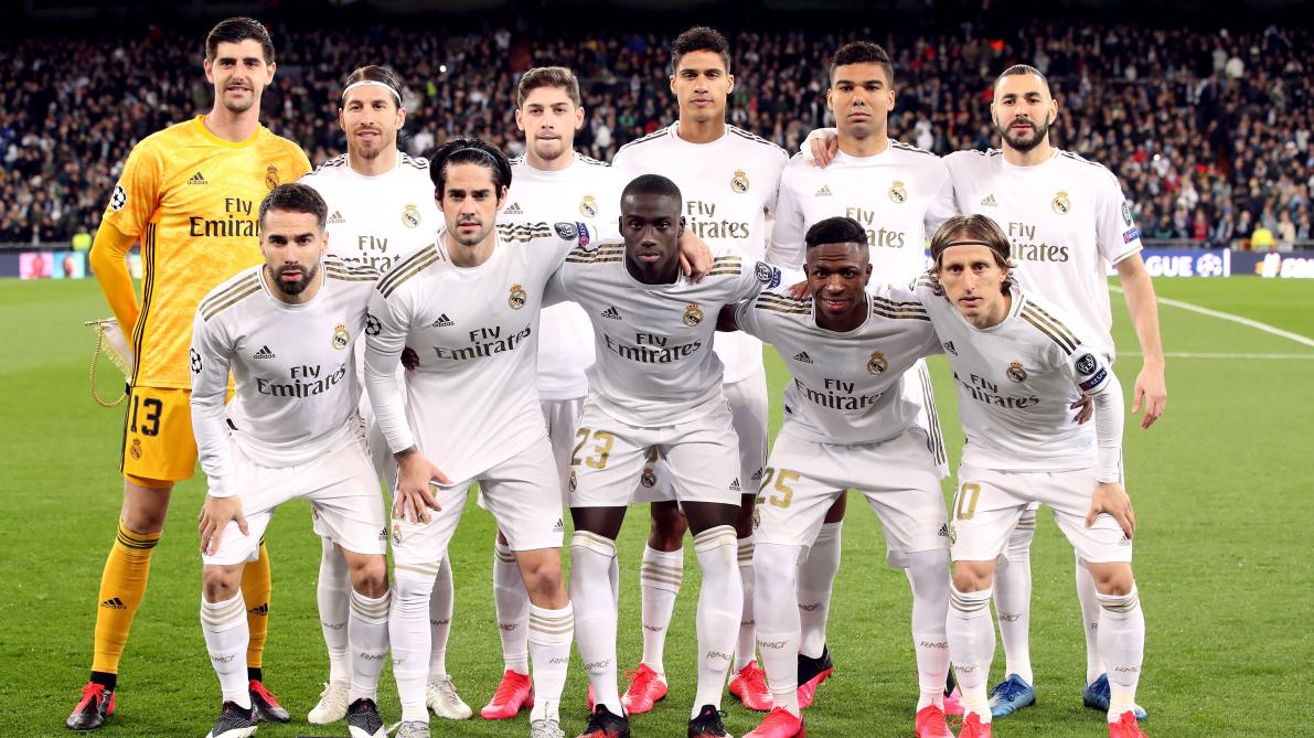 Le Real Madrid en quarantaine pendant 15 jours — Coronavirus
