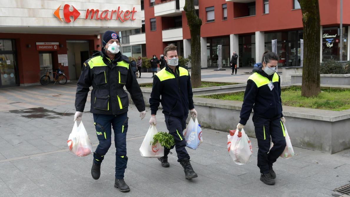 L'Italie compte désormais 1.441 décès, contre 1.266 vendredi soir — Coronavirus