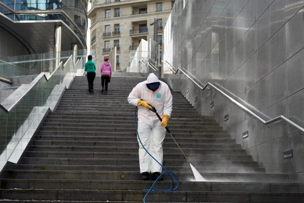 La Belgique en confinement total ce mercredi à midi — Coronavirus