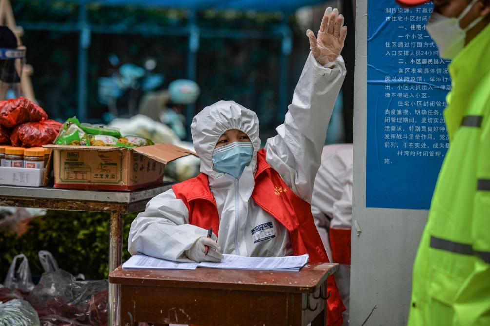 Coronavirus: Pour la première fois, la chine n'enregistre aucun cas nouveau d'infection