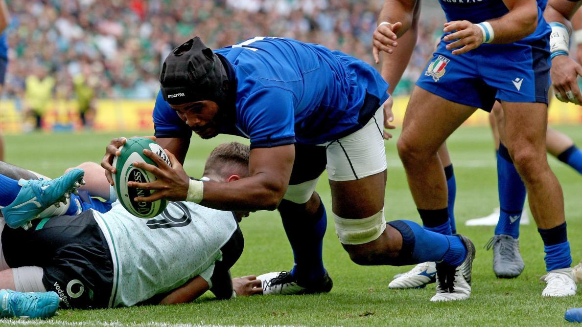 Rugby. Un international italien en première ligne pour lutter contre le coronavirus