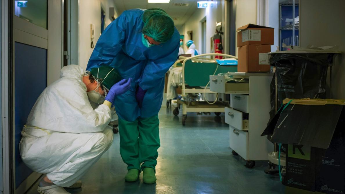 Coronavirus : l'Espagne dépasse le seuil des 4000 morts