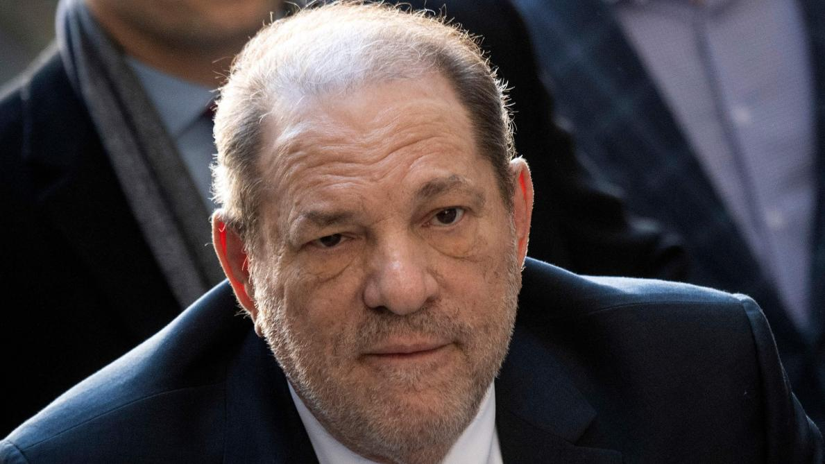 Harvey Weinstein est testé positif en prison — Coronavirus