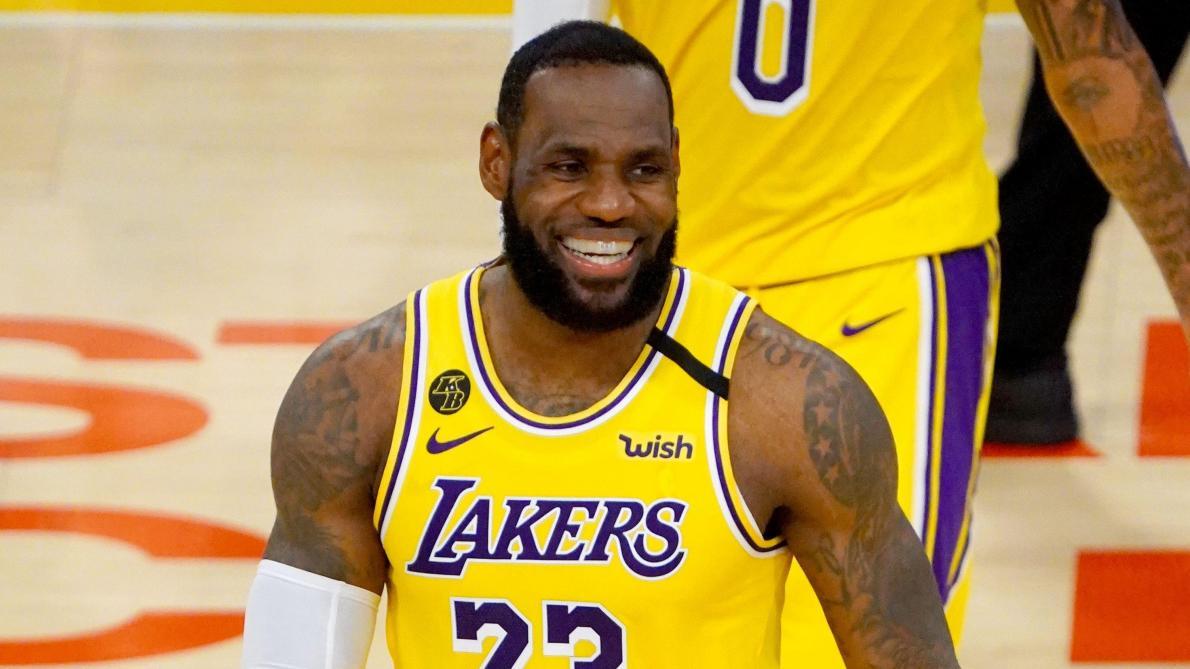 LeBron James et la NBA indignés par la mort d'un homme noir lors de son interpellation