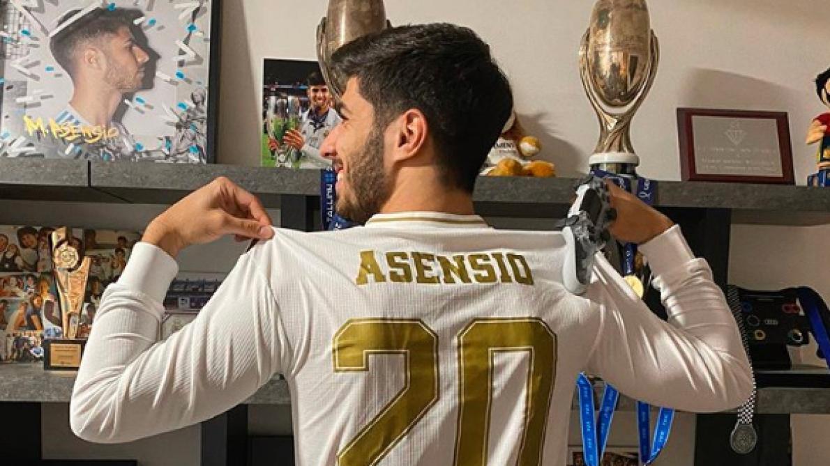 Asensio remporte la Liga Santander Challenge !