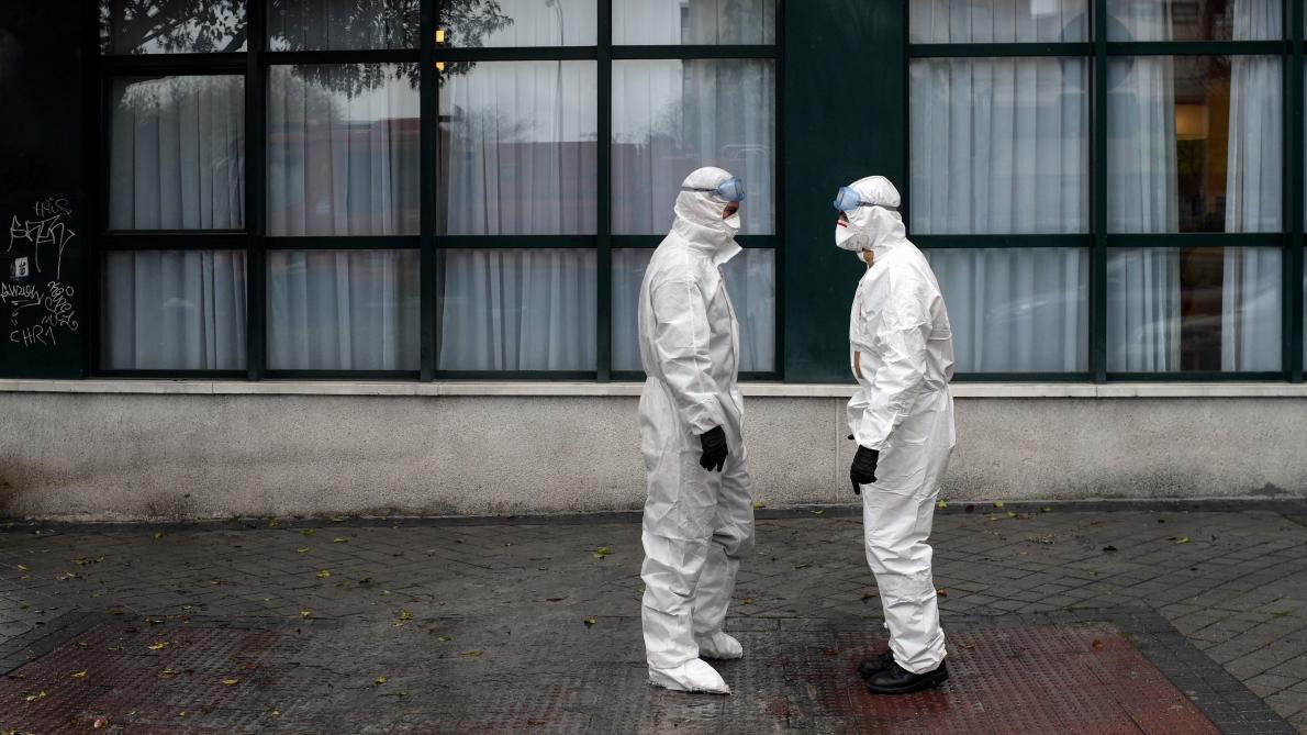 En Espagne, des cadavres découverts dans des maisons de retraite — Coronavirus