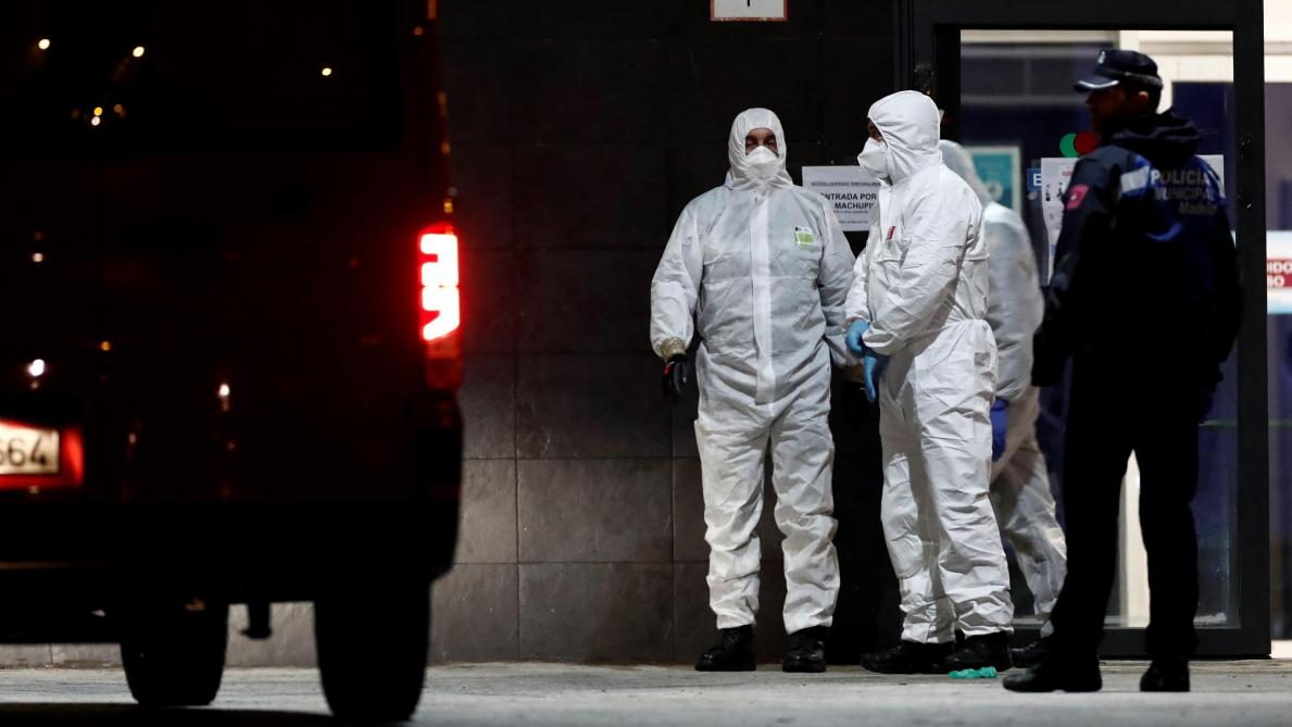 Des personnes âgées meurent abandonnées — Coronavirus en Espagne