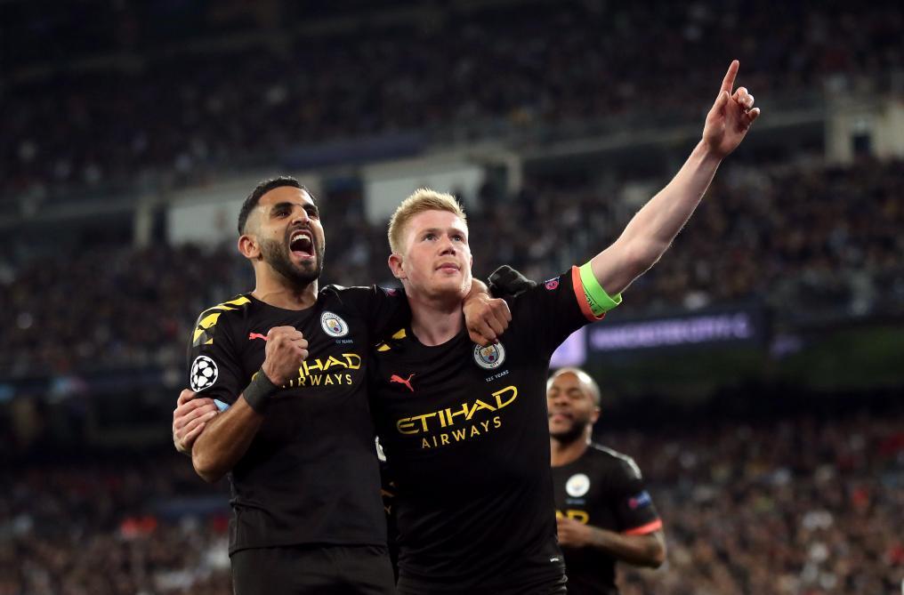 Autre étape importante franchie — Premier League