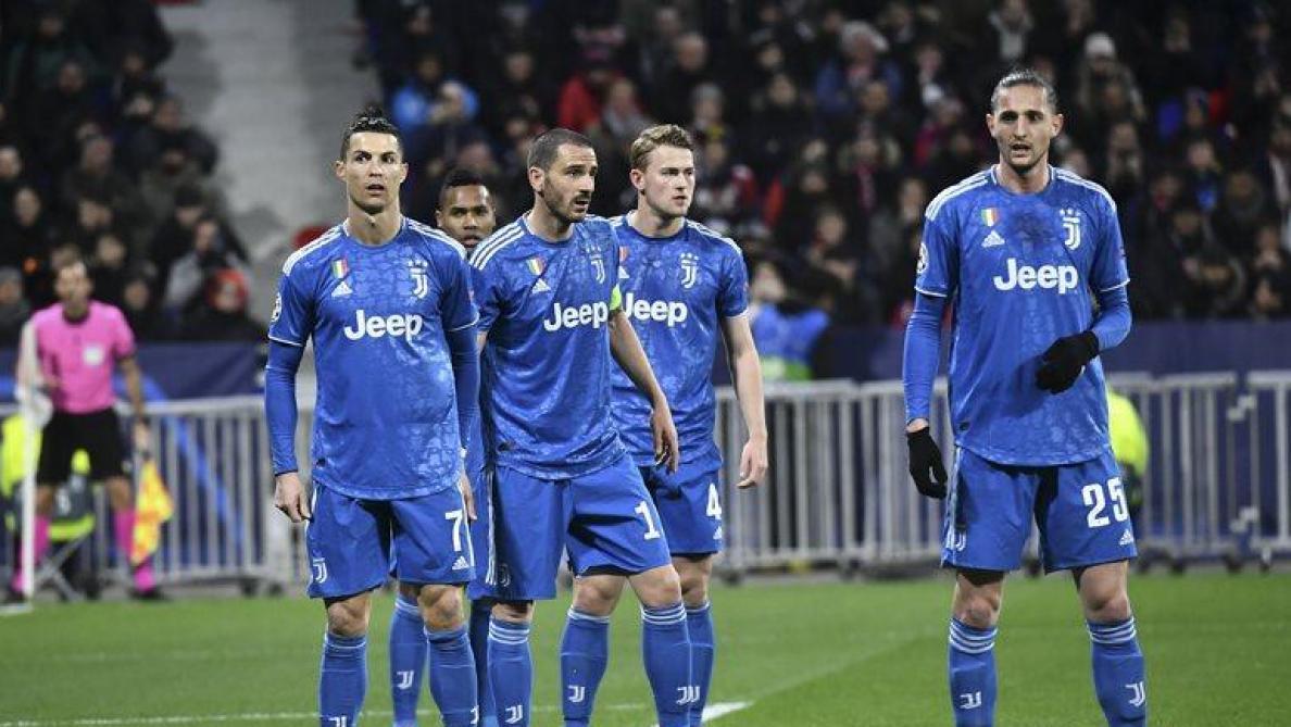 Les joueurs de la Juve renoncent à 4 mois de salaire — Coronavirus