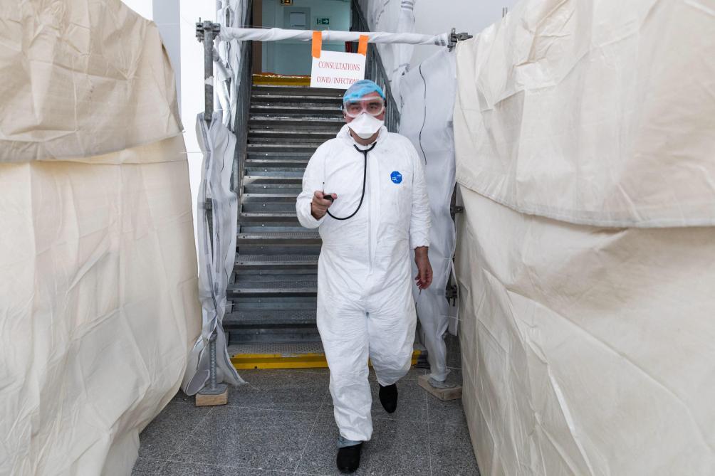 Les autorités insistent sur les signes d'aggravation à ne pas négliger — Coronavirus