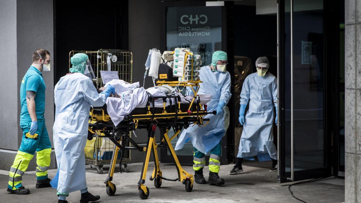 Coronavirus: 629 patients hospitalisés en 24 heures, 431 décès au total