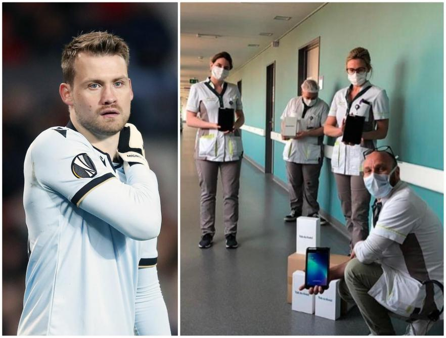 Photo News/Capture Instagram Mignolet