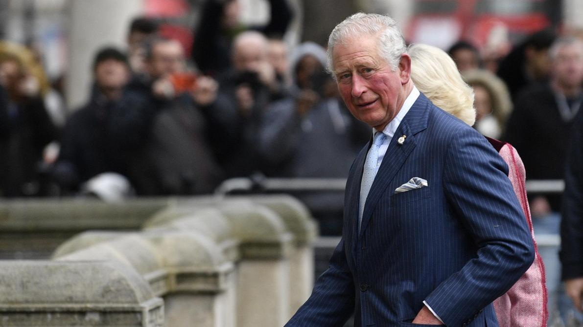 Coronavirus: Le prince Charles est sorti de l'isolement