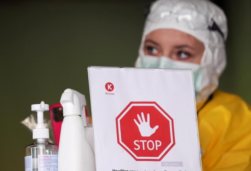 Coronavirus: la jeune fille de 12 ans qui est décédée, n'était pas allée à l'école depuis le 13 mars