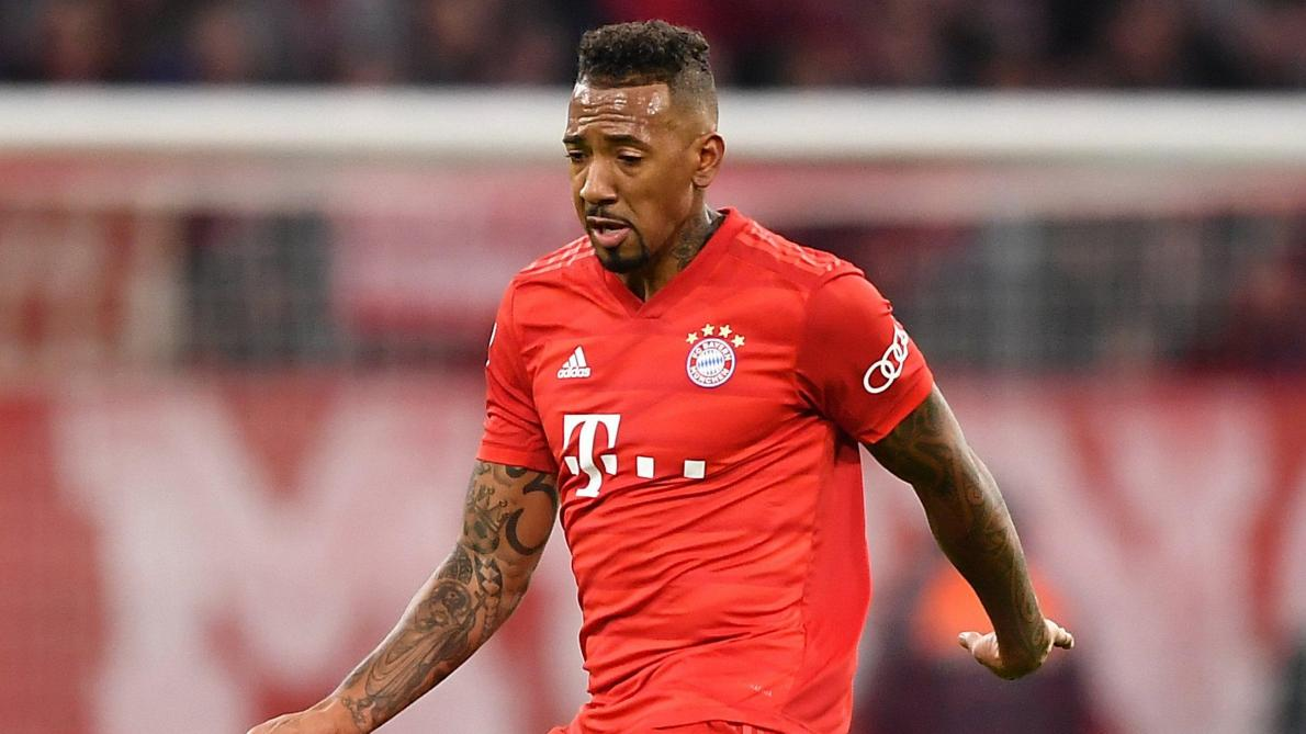 Foot - ALL - Bayern - Bayern Munich : accident sans gravité pour Jérôme Boateng