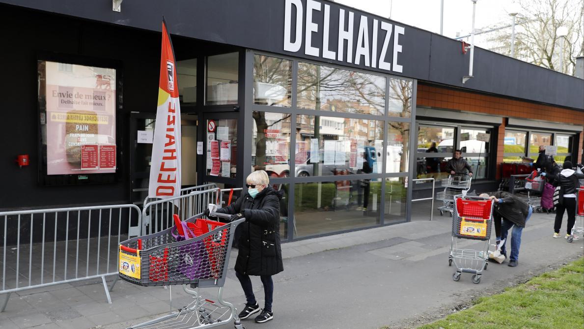 Delhaize offre «5% de solidarité» sur tout achat