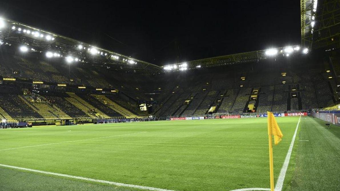 Coronavirus: le Borussia Dortmund transforme son stade en centre de traitement du Covid-19