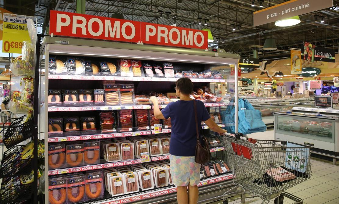 Confinement: les prix au supermarché «ont augmenté de plus de 6%,» selon Test-Achats