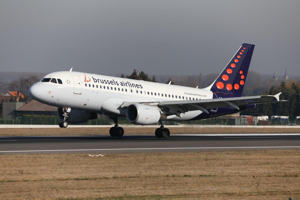 Brussels Airlaines accorde une réduction pour toute réservation de vol en 2020