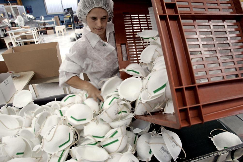 La Belgique a commandé plus de 35 millions de masques buccaux