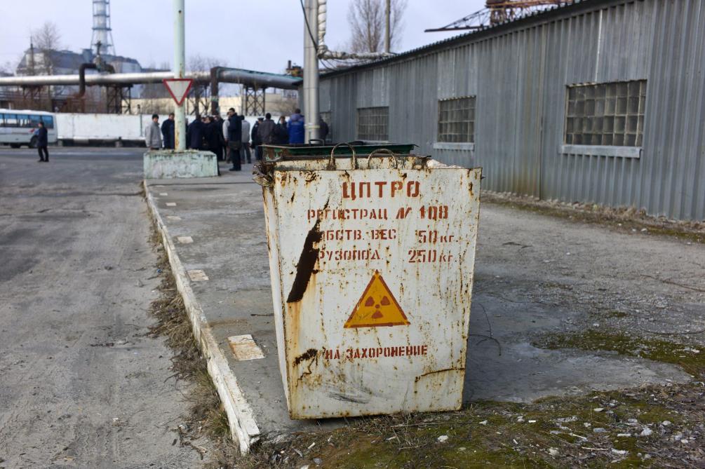 Un Feu De Foret Pres De Tchernobyl Provoque Une Hausse De La Radioactivite Le Soir